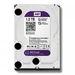 "Disco Duro Vigilancia 1TB Western Digital Purple 3.5"" 5400RPM"