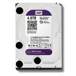 "Disco Duro Vigilancia 4TB Western Digital Purple 3.5"" 5400RPM"