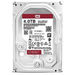 "Disco NAS 4TB WD Red PRO 3.5"" 6Gb/s 256Mb 7200rpm"