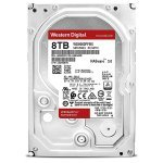 "Disco NAS 8TB WD Red PRO 3.5"" 6Gb/s 256Mb 7200rpm"