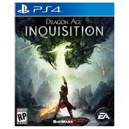 PS4 Juego Dragon Age: Inquisition