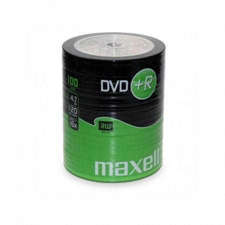 DVD+R 16x Maxell Cello 100 pcs