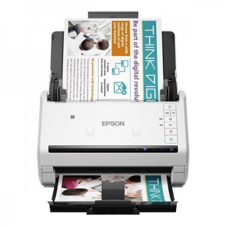 Escaner Doble Cara Epson WorkForce DS-570W