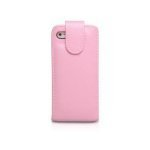 iPhone 5 IQWO Funda Libro Rosa