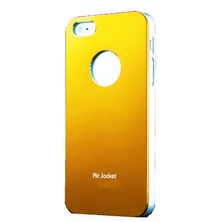 iPhone 5 / 5S IQWO Air Jacket Bronce
