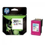 HP 301C XL Cartucho de Tinta Original Tricolor