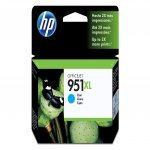 HP 951C XL Cartucho de Tinta Original Cian