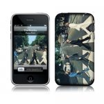 iPhone 2G-3Gs Vinyl The Beatles Abbey Road by MusicSkins