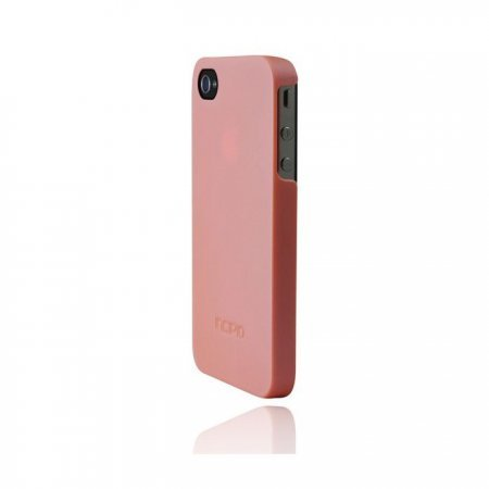 iPhone 4 Hardcase Feather Pearl Coral - Incipio