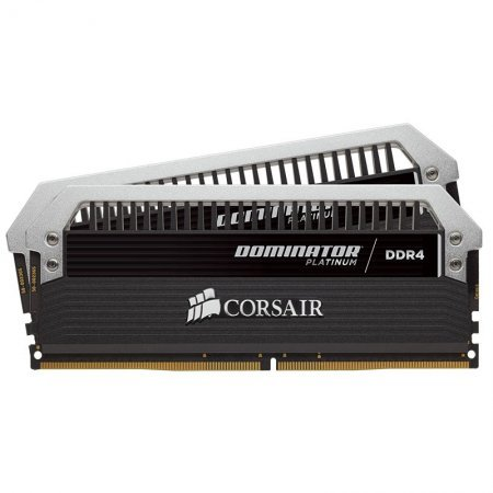 Kit Memoria Corsair Dominator Platinum 32GB DDR4 3000MHz (2x16GB)