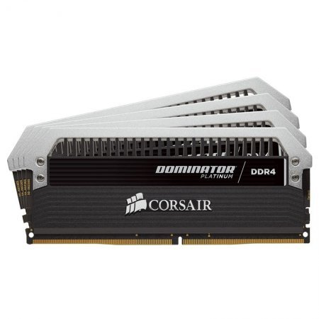 Kit Memoria Corsair Dominator Platinum 32GB DDR4 2133MHz (4x8GB)