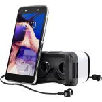 "Alcatel IDOL 4&VR 5.2"" 3GB 16GB Negro/Gris"