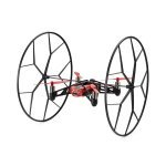 Minidrone Parrot Rolling Spider Rojo
