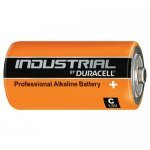 Pila Alcalina C 1.5V Duracell Industrial ID1400B10 Pack 10