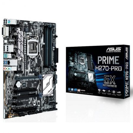 Placa Base Asus PRIME H270-PRO ATX Socket 1151