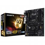 Placa Base Gigabyte B250-HD3P ATX Socket 1151