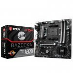 Placa Base MSI A320M Bazooka mATX AM4