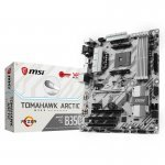Placa Base MSI B350 Tomahawk Arctic ATX Socket AM4