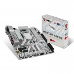 Placa Base MSI H270M Mortar Arctic mATX Socket 1151