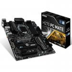 Placa Base MSI H270 PC MATE ATX Socket 1151
