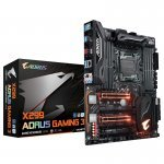 Placa Base Aorus X299 Gaming 3 ATX Socket 2066