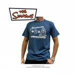 "Shirt The Simpsons: ""Electricity"" Blue (Size M)"