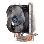 Ventilador CPU Zalman CNPS7X LED+ 92mm PWM LED Azul