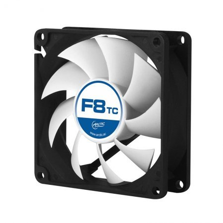 Ventilador PC Arctic F8 TC 80mm